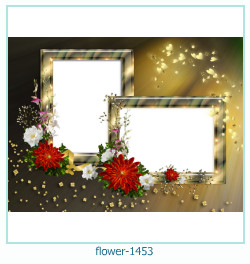 flower Photo frame 1453