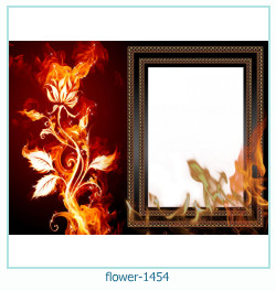 flower Photo frame 1454