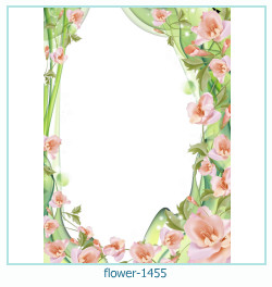 flower Photo frame 1455