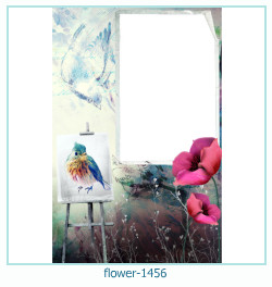 flower Photo frame 1456