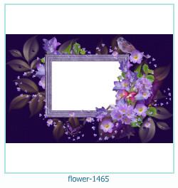 fleur Cadre photo 1465