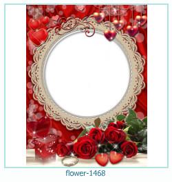 Blume Fotorahmen 1468