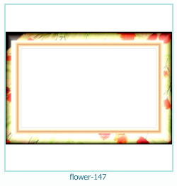 Blume Fotorahmen 147