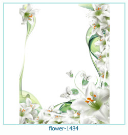 flower Photo frame 1484