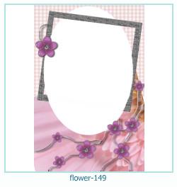 Blume Fotorahmen 149