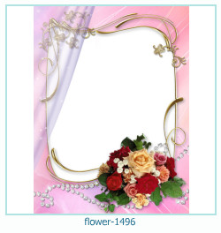 फूल फोटो फ्रेम 1496