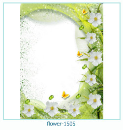 flower Photo frame 1505
