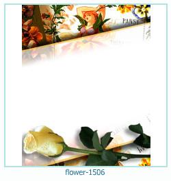 फूल फोटो फ्रेम 1506