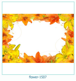 flower Photo frame 1507