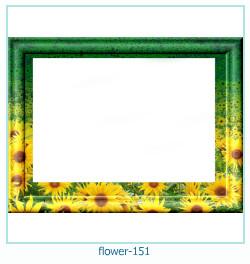 Blume Fotorahmen 151