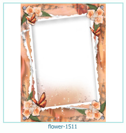 फूल फोटो फ्रेम 1511