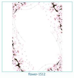 फूल फोटो फ्रेम 1512