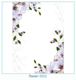 flower Photo frame 1513