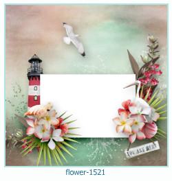 फूल फोटो फ्रेम 1521