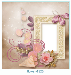 flower Photo frame 1526