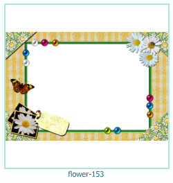 flower Photo frame 153