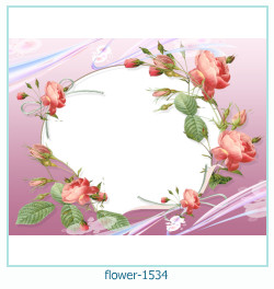 फूल फोटो फ्रेम 1534