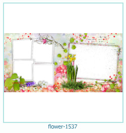 Blume Fotorahmen 1537