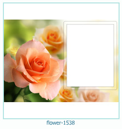 flower Photo frame 1538
