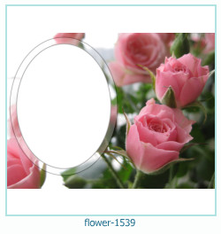 flower Photo frame 1539