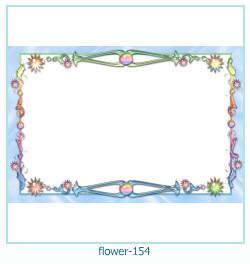 Blume Fotorahmen 154