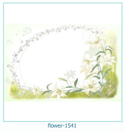 flower Photo frame 1541