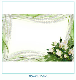 flower Photo frame 1542