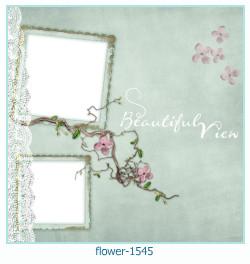 fleur Cadre photo 1545