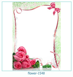 flower Photo frame 1548