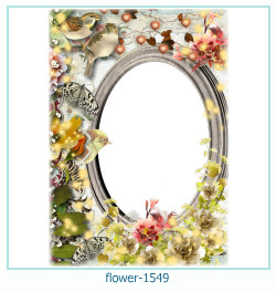 flower Photo frame 1549