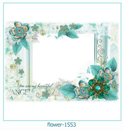 flower Photo frame 1553