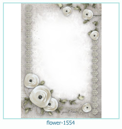 flower Photo frame 1554