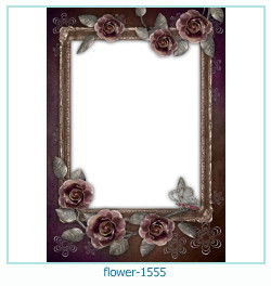 flower Photo frame 1555