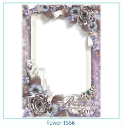 flower Photo frame 1556