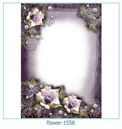flower Photo frame 1558