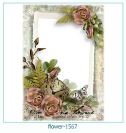 fleur Cadre photo 1567