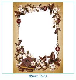 fleur Cadre photo 1570