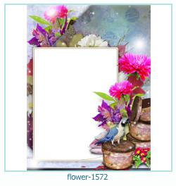 fleur Cadre photo 1572