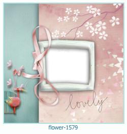 fleur Cadre photo 1579