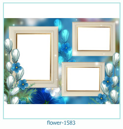 flower Photo frame 1583