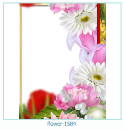 flower Photo frame 1584