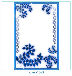 flower Photo frame 1588