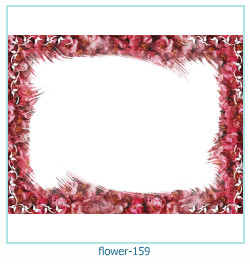 flower Photo frame 159