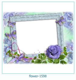 flower Photo frame 1598