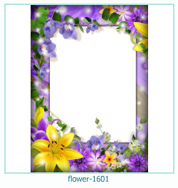 flower Photo frame 1601