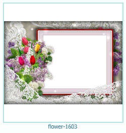 flower Photo frame 1603