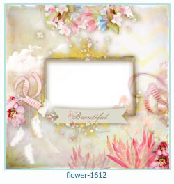 fleur Cadre photo 1612