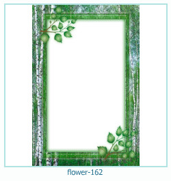 flower Photo frame 162