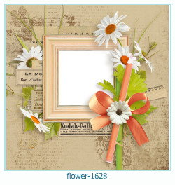 flower Photo frame 1628
