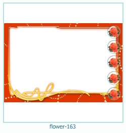 flower Photo frame 163